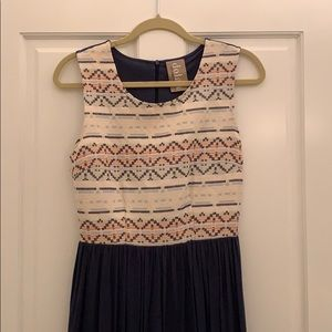 Anthropologie Dolan Left Coast dress